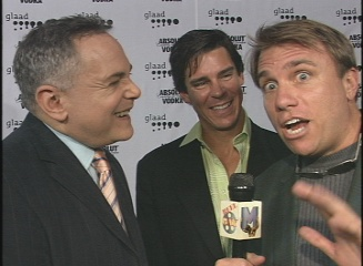 craig zadan, billy bean, harrison