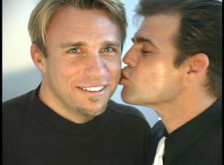 jeff stryker-harrison kiss