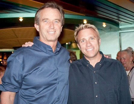 robert f. kennedy jr. and harrison