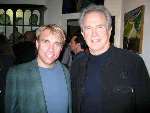 warren beatty, harrison