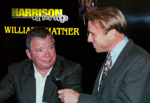william shatner, harrison
